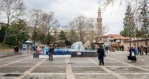 Podróżować Bursa, Turcja Obraz Royalty Free