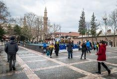 Podróżować Bursa, Turcja Zdjęcia Royalty Free