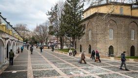 Podróżować Bursa, Turcja Obrazy Royalty Free