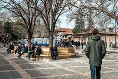 Podróżować Bursa, Turcja Fotografia Stock