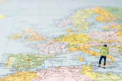 Podróżować Europa Obraz Stock