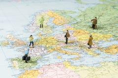 Podróżować Europa Obrazy Royalty Free