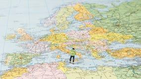 Podróżować Europa Zdjęcie Stock