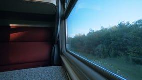 podróżować taborowym pojęciem Połówka taborowa kabina z okno pokazywać w bocznym widoku zbiory