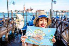 Podróżować w Wenecja obraz royalty free