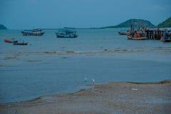 Podróżuje w Asia, kultury plaża, naturalna plaża obraz stock