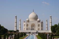 Podróży India, Taj Mahal pałac -. Zdjęcie Stock