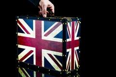 Podróży torba pakująca Fotografia Royalty Free