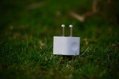 Podróży USB ładowarki przyrządu unikalna fotografia obrazy stock