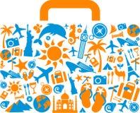 Podróży walizka Obraz Stock