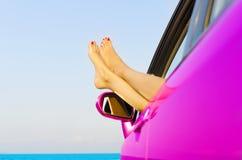 Podróży wolności plaży urlopowy pojęcie zdjęcia stock