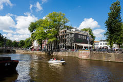 Podróż Amsterdam Obraz Stock
