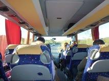 Podróż autobusem Zdjęcia Royalty Free