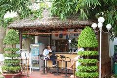 Podróż Azja: tradycyjny bar Zdjęcie Stock