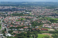 Podróż Costa Rica Fotografia Royalty Free