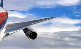 podróże lotnicze Zdjęcia Stock