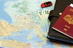 Podróż fundusz Fotografia Stock