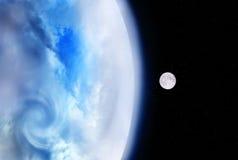 podróż kosmiczna Zdjęcia Stock