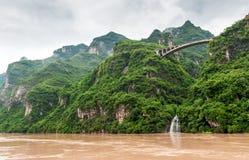 Podróż na jangcy Zdjęcie Royalty Free