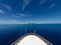 Podróżny statek wycieczkowy Obrazy Stock