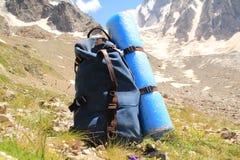 Podróż plecak Fotografia Royalty Free