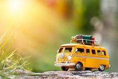 Podróż samochód dostawczy Obraz Stock