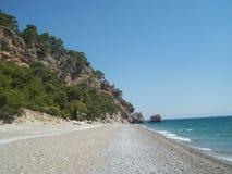 Podróż Turcja, Beldibi Antalya Zdjęcia Stock