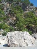 Podróż Turcja, Beldibi Antalya Zdjęcie Royalty Free