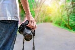 Podróży i fotografii natura Obrazy Stock