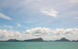 Podróż z ferryboat Koh Samui wyspa Fotografia Royalty Free