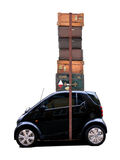 podróżowanie samochodowy Zdjęcia Stock