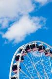 Pods in Blue Sky Stock Image