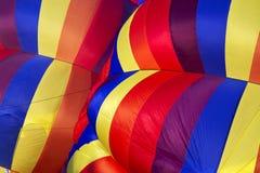 Podsadzkowi gorące powietrze balony Zdjęcie Stock