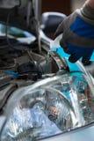 Podsadzkowy przedniej szyby płuczki fluid obrazy stock