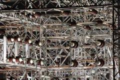 podstacja elektryczna Zdjęcie Stock