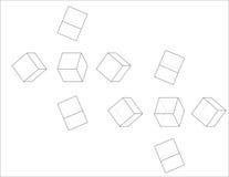 Podstawowy pudełko Fotografia Stock