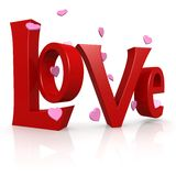 podstawy projekta rysunkowej graficznej ręki ilustracyjny miłości słowo royalty ilustracja
