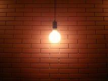 Podsufitowa lampa Zdjęcia Stock