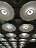 Podsufitowe lampy obrazy royalty free