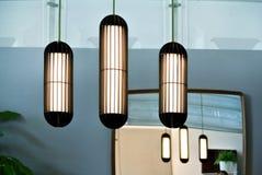 Podsufitowe lampy Obraz Stock