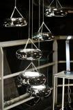 Podsufitowe lampy Obraz Royalty Free