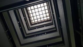 podsufitowi światła, abstrakt zdjęcie stock