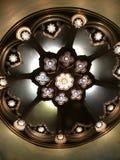Podsufitowy światło Zdjęcie Stock
