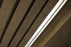 podsufitowy betonu Obrazy Stock
