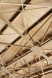podsufitowy dach metali Fotografia Royalty Free