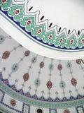 podsufitowy strony indyk meczetu zdjęcia royalty free