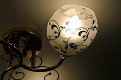 Podsufitowy świecznik Obraz Royalty Free