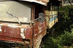 Podsumowanie ciężarówka Obraz Royalty Free