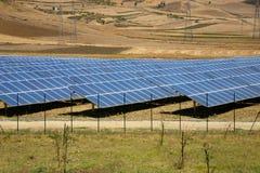 Podtrzymywalna energia w Włochy Zdjęcia Royalty Free