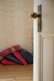 poduszki wypiętrzać Obraz Royalty Free